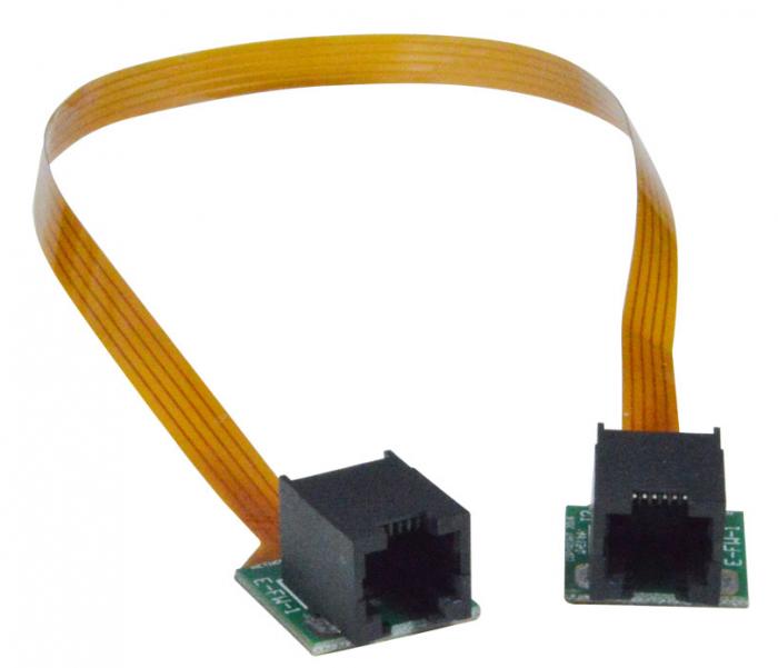 E-FW-1 – Flex Wire for Connecting E-T1WGB-1M to E-1W