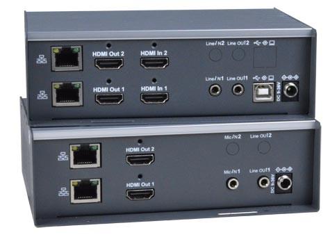 XTENDEX® ST-IPUSB4K-VWDH (Local & Remote Unit)
