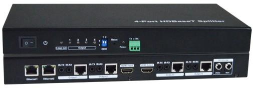 VOPEX-C64K10GB-4HDBT (Front & Back)