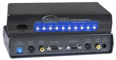 MultiVideo System Converter